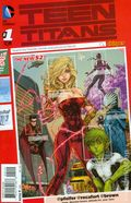 Teen Titans (2014 5th Series) 1D