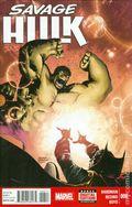 Savage Hulk (2014) 6