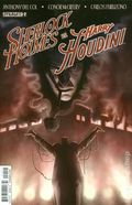 Sherlock Holmes vs. Harry Houdini (2014 Dynamite) 2B