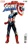 All New Captain America (2014 Marvel) 1B