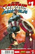 All New Captain America (2014 Marvel) 1A