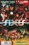 Avengers and X-Men Axis (2014 Marvel) 5A