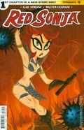Red Sonja (2013 Dynamite) 13C