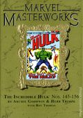 Marvel Masterworks Deluxe Library Edition Variant HC (1987) 212-1ST