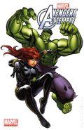 Marvel Universe Avengers Assemble TPB (2014 Digest) 3-1ST