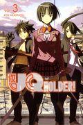UQ Holder GN (2014 Kodansha Digest) 3-1ST
