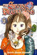 Seven Deadly Sins GN (2014 Kodansha Digest) 5-1ST