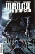 Mercy Thompson (2014 Dynamite) 2A