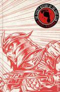 Teenage Mutant Ninja Turtles The Secret History of the Foot Clan HC (2014 IDW) Workprint Edition 1A-1ST
