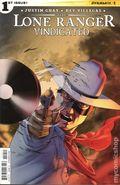 Lone Ranger Vindicated (2014) 1A