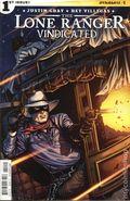Lone Ranger Vindicated (2014) 1B