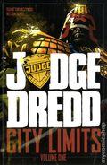 Judge Dredd City Limits TPB (2014 IDW) 1-1ST