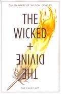 Wicked and the Divine TPB (2014 Image) 1-1ST