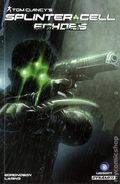 Splinter Cell Echoes TPB (2014 Dynamite) Tom Clancy's 1-1ST