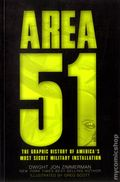 Area 51 GN (2014 Zenith) The Graphic History of America's Most Secret Military Installation 1-1ST