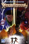 Xenoglyphs TPB (2014 OSSM Comics) 1-1ST