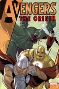 Avengers The Origin HC (2010 Marvel) 1-1ST