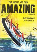 Amazing Stories (1926 Pulp) Volume 32, Issue 2