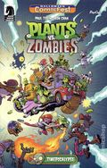 Plants vs. Zombies (2014 Dark Horse) Halloween Comicfest 1