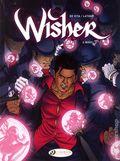 Wisher GN (2014 Cinebook) 1-1ST