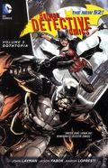 Batman Detective Comics HC (2012 DC Comics The New 52) 5-1ST