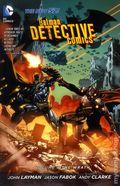Batman Detective Comics TPB (2013 DC Comics The New 52) 4-1ST