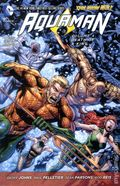 Aquaman TPB (2013-2017 DC Comics The New 52) 4-1ST