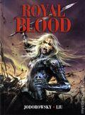 Royal Blood HC (2014 Titan Comics) 1-1ST