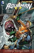 Aquaman HC (2012-2016 DC Comics The New 52) 5-1ST
