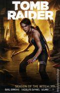 Tomb Raider TPB (2014 Dark Horse) 1-1ST
