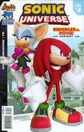 Sonic Universe (2009) 70B