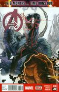 Avengers (2012 5th Series) 38A