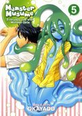 Monster Musume GN (2013 Seven Seas Digest) Everyday Life with Monster Girls 5-1ST