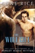 Wolf Gift GN (2014 Yen Press Digest) By Anne Rice 1-1ST