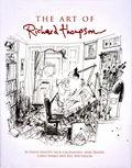 Art of Richard Thompson HC (2014 Andrews McMeel) 1-1ST