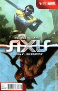 Avengers and X-Men Axis (2014 Marvel) 6B
