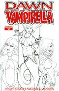 Dawn Vampirella (2014 Dynamite) 2B