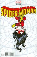 Spider-Woman (2014 5th Series) 1C