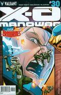 X-O Manowar (2012 3rd Series Valiant) 30A