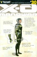X-O Manowar (2012 3rd Series Valiant) 30C