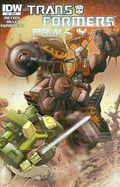 Transformers Primacy (2014 IDW) 4RI