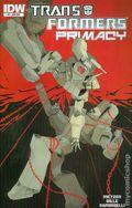 Transformers Primacy (2014 IDW) 4SUB