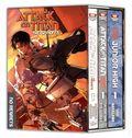 Attack on Titan Spin-Off GN Set (2014 Kodansha Digest) SET#1