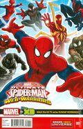 Ultimate Spider-Man Web Warriors (2014) Marvel Universe 1