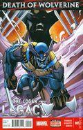 Death of Wolverine Logan Legacy (2014) 5A
