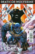 Death of Wolverine Logan Legacy (2014) 5B