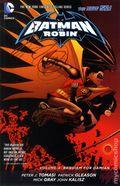 Batman and Robin TPB (2013 DC Comics The New 52) 4-1ST