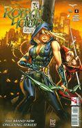 Robyn Hood (2014 Zenescope) 2nd Series Grimm Fairy Tales 4A