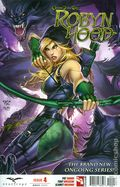Robyn Hood (2014 Zenescope) 2nd Series Ongoing Grimm Fairy Tales 4B
