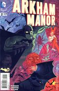 Arkham Manor (2014) 2B